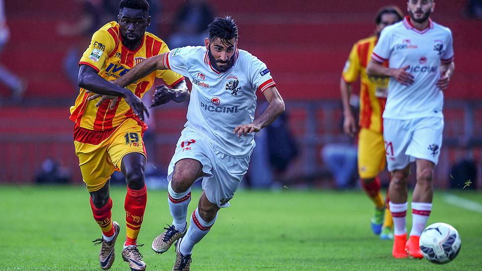 LE PAGELLE DI EZIO LICCARDI | TIM CUP Benevento-Perugia 0-4
