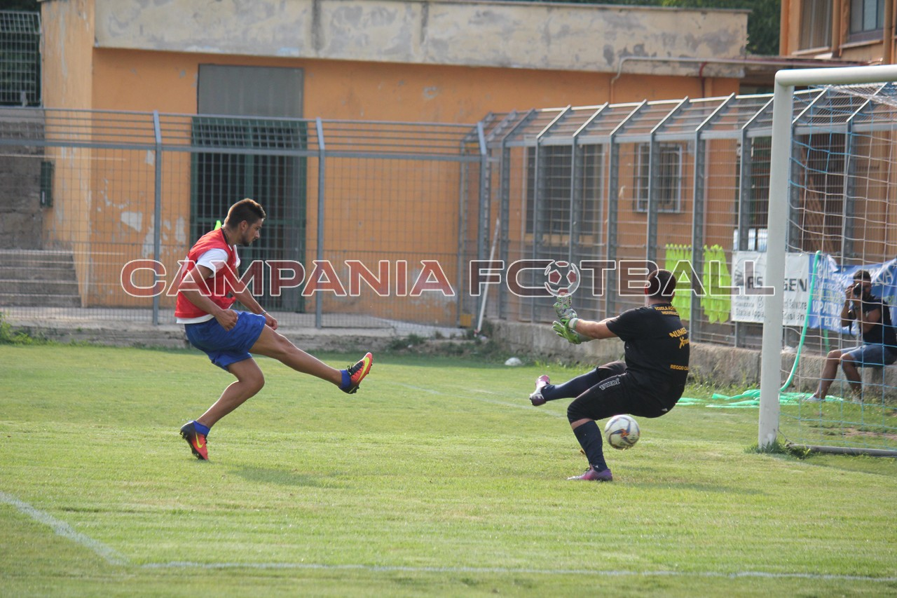 FOTO | Eccellenza: amichevole Audax Cervinara-Equipe Sannio 11-0