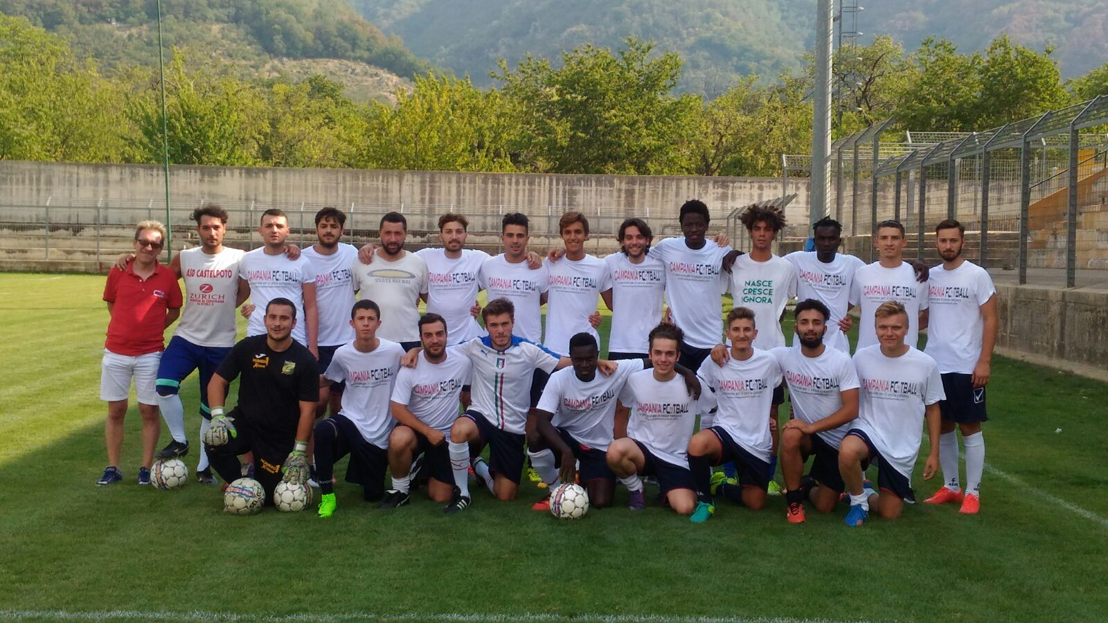 Cervinara: 11 reti all'Equipe Sannio nella prima uscita stagionale