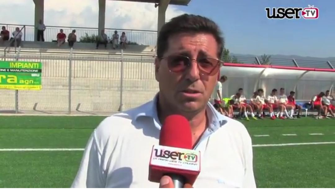 """Virtus Goti, Carfora a UserTv: """"Ci farebbe piacere rimanere nel girone A"""""""