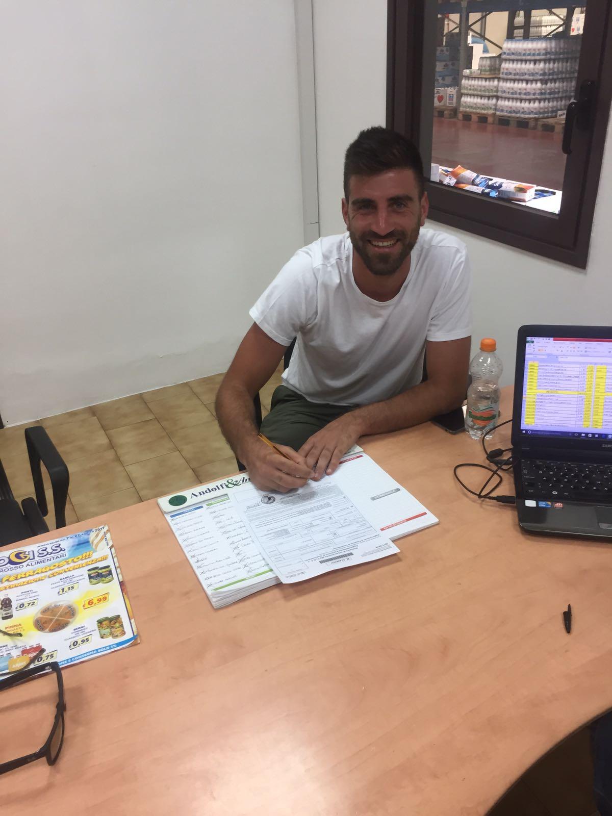 Virtus Avellino, colpaccio in difesa: acquistato Marco Lattarulo