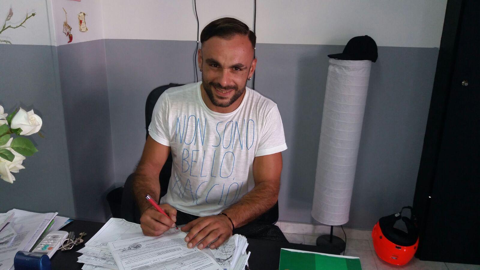 UFFICIALE | Prima Categoria,S.Nicola 2009: Sarniolo ritorna a vestire la maglia verdeblu