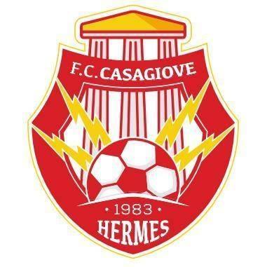 Comunicati A.S.D. Hermes F.C. Casagiove | Presentato ufficialmente il nuovo stemma