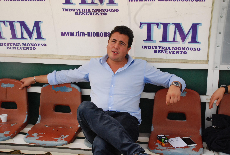 Forza e Coraggio, l'ottimismo del team manager Di Marco