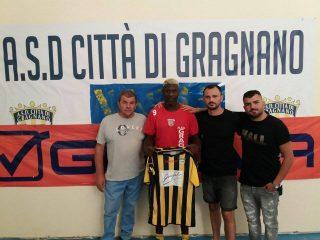 UFFICIALE   Serie D,Gragnano: Cheke Yacouba Cissè è ufficialmente un nuovo giocatore gialloblù