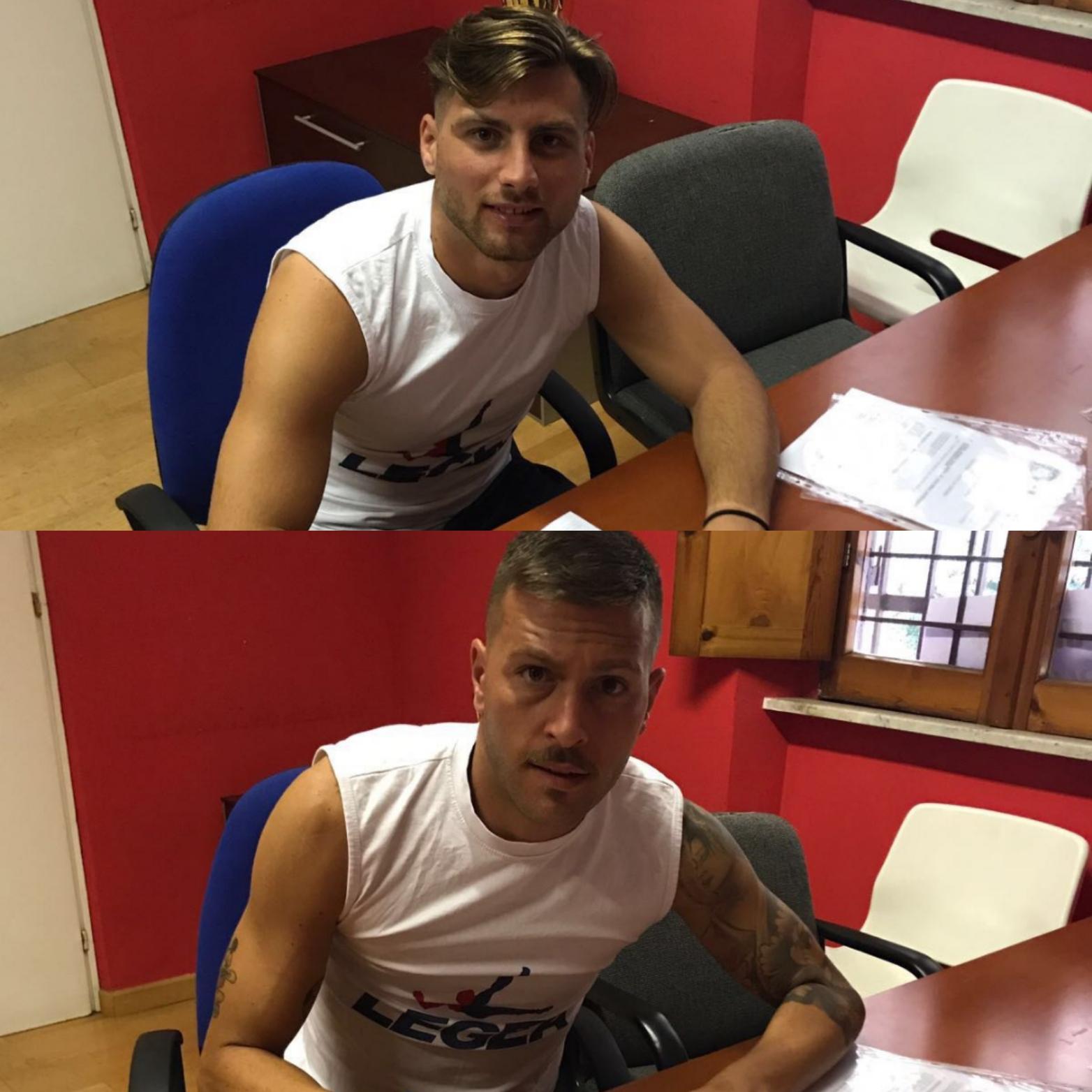 UFFICIALE | Serie D: due difensori campania alla Lupa Roma