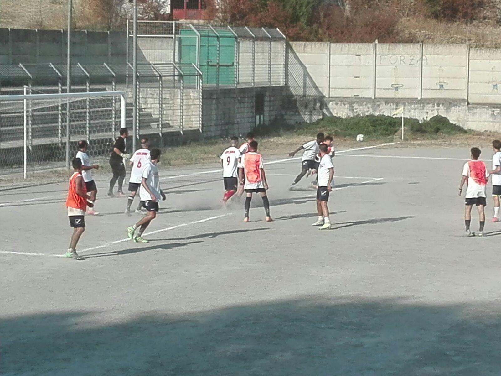 Lioni-Eclanese 1-3: buona prestazione per i ragazzi di mister Martino