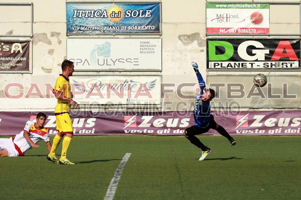 Amichevoli: il Sorrento supera 3-1 la Primavera del Benevento
