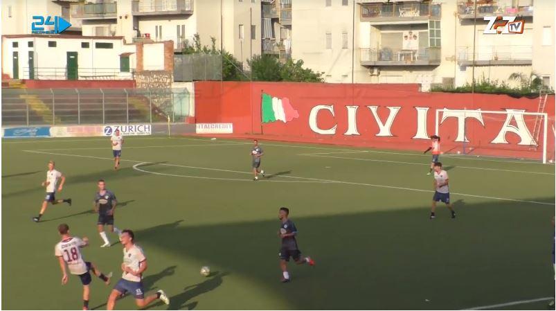 Comunicati AIC Equipe Campania (Mugnano)   Buon test a Sarno: Equipe sconfitta di misura