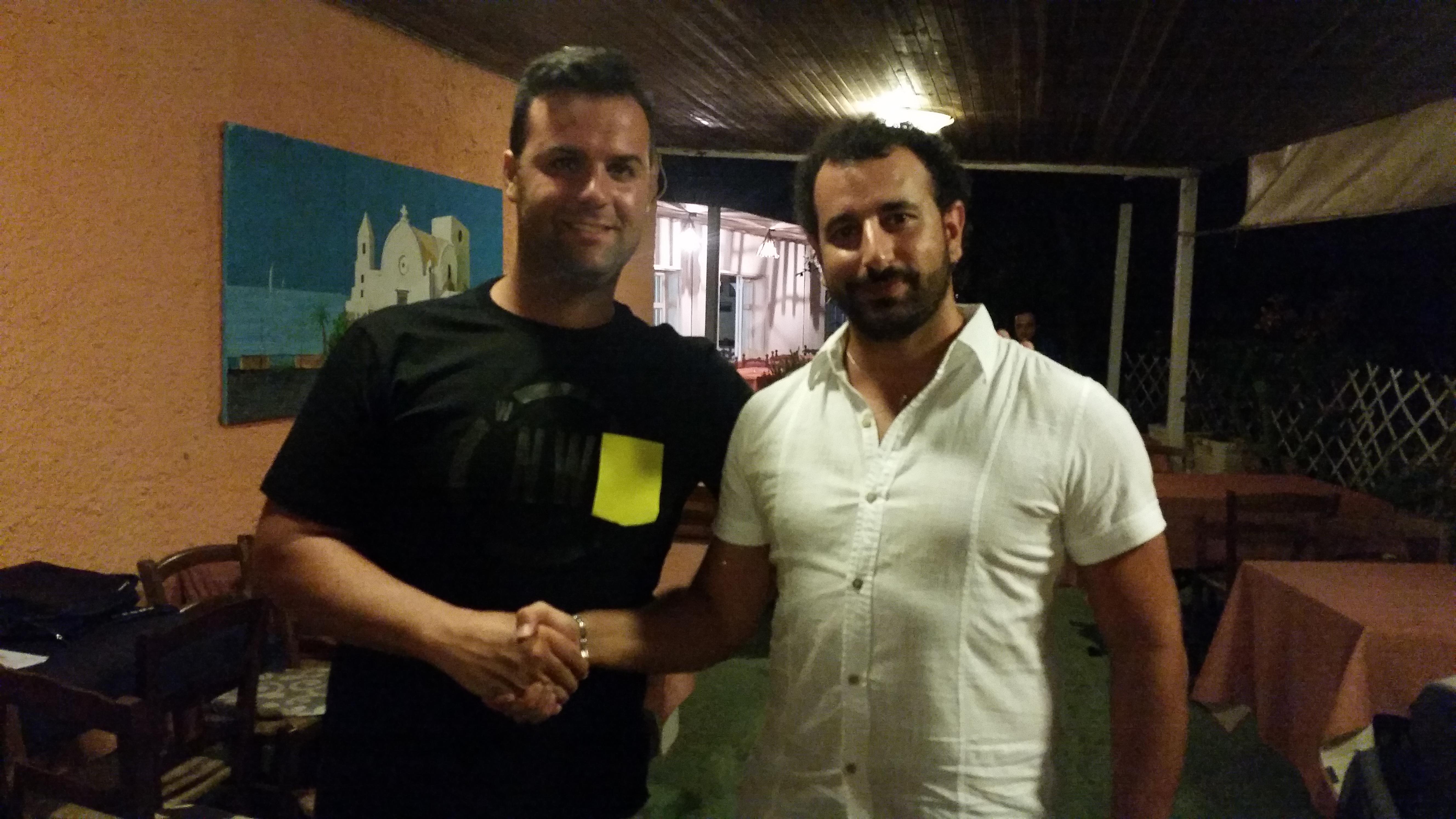 Virtus Libera Forio: intervista al capitano Enzo Coppa