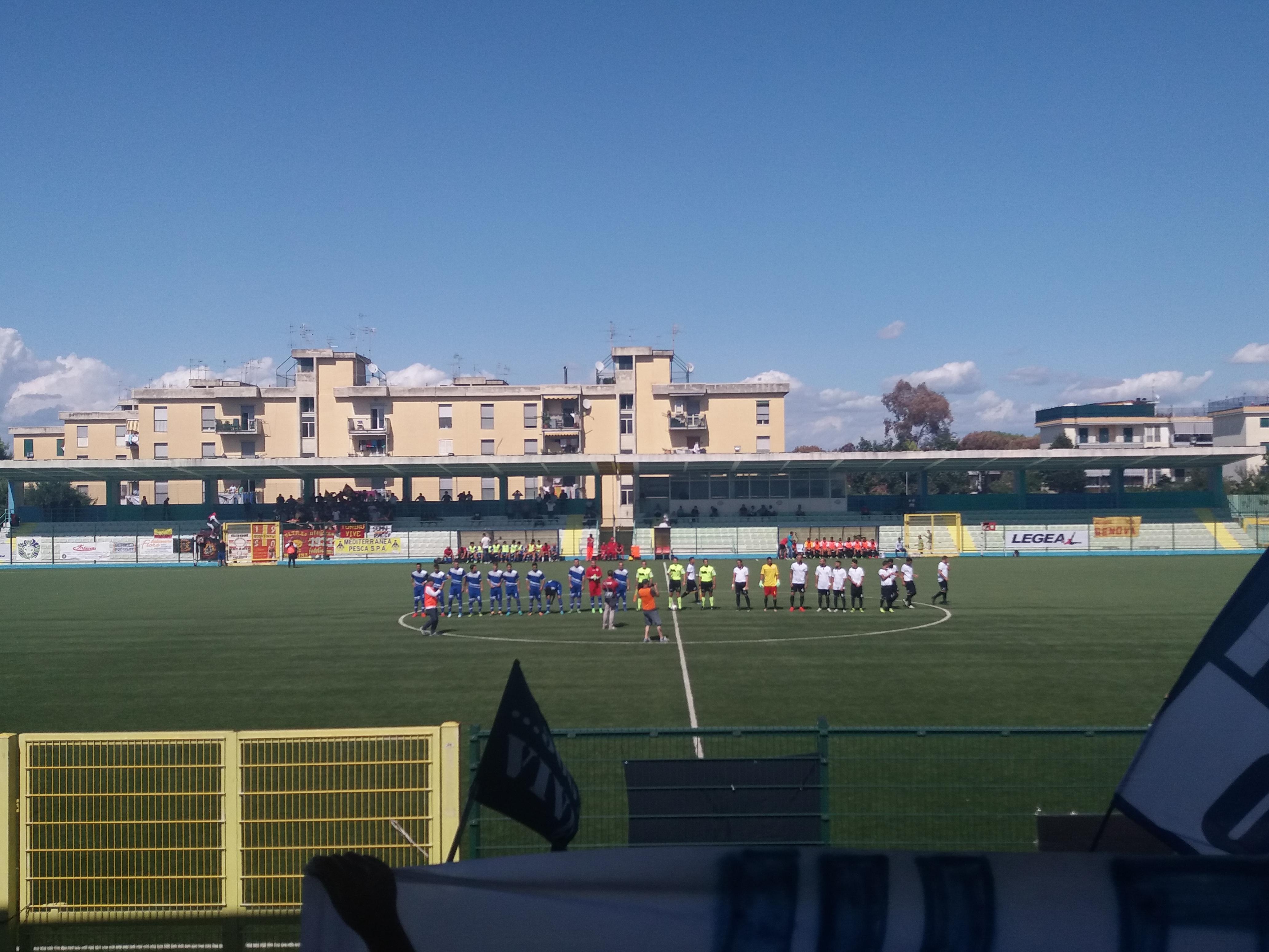 SERIE D GIRONE I | Portici – Messina il report del match
