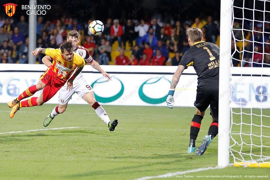 Benevento-Torino 0-1: le pagelle di Ezio Liccardi