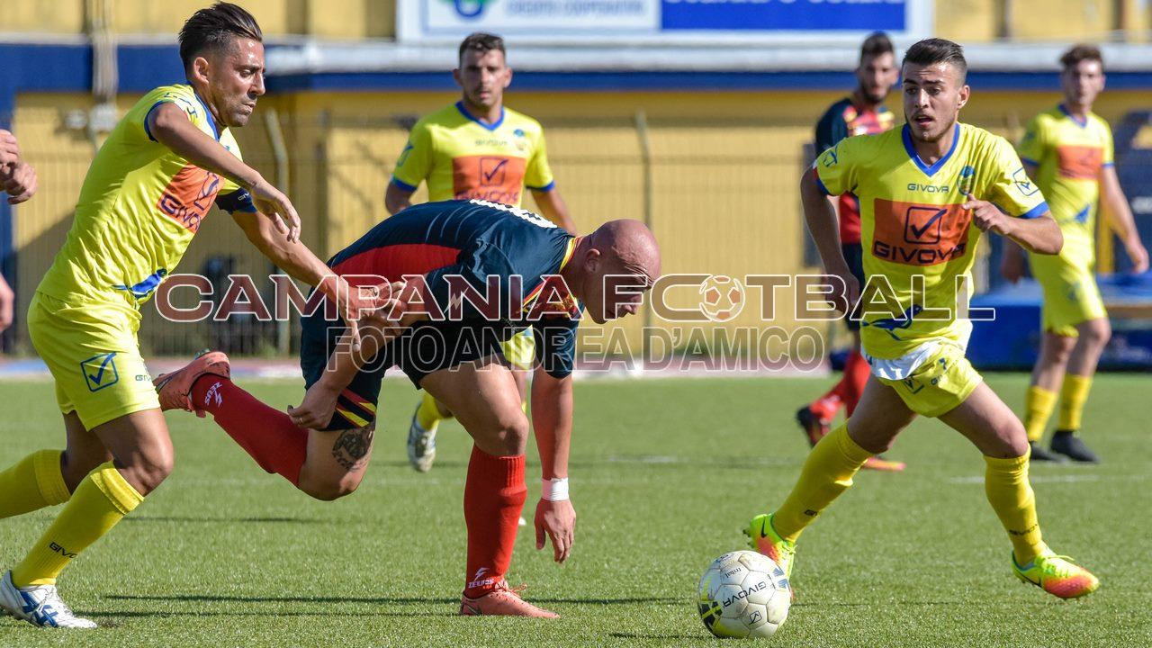 FOTO | Coppa Italia Dilettanti: Scafatese-San Vito Positano 0-3
