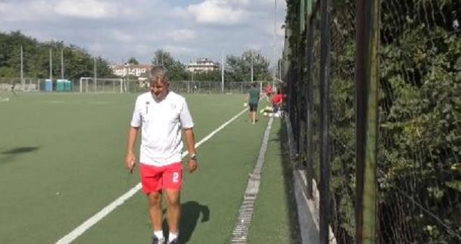 Gargiulo nuovo allenatore del Carotenuto
