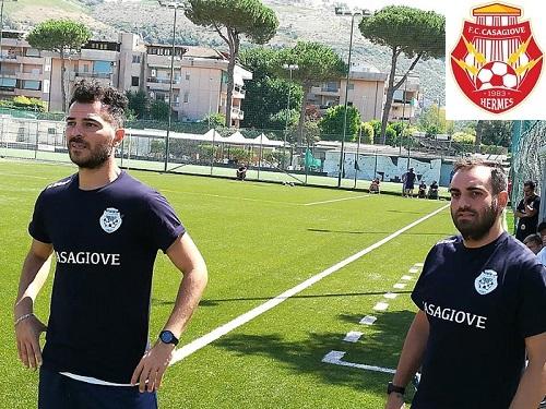 Comunicati Hermes Casagiove | Al via l'avventura dei giallorossi in promozione,domani test importante contro il Villa Literno