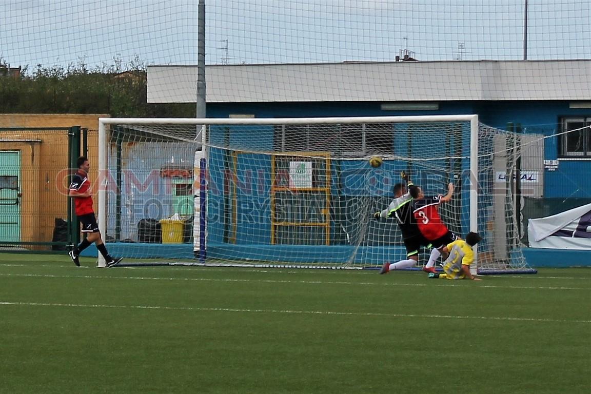 FOTO | Promozione girone B | Oratorio Don Guanella Scampia 1-2 Neapolis CS
