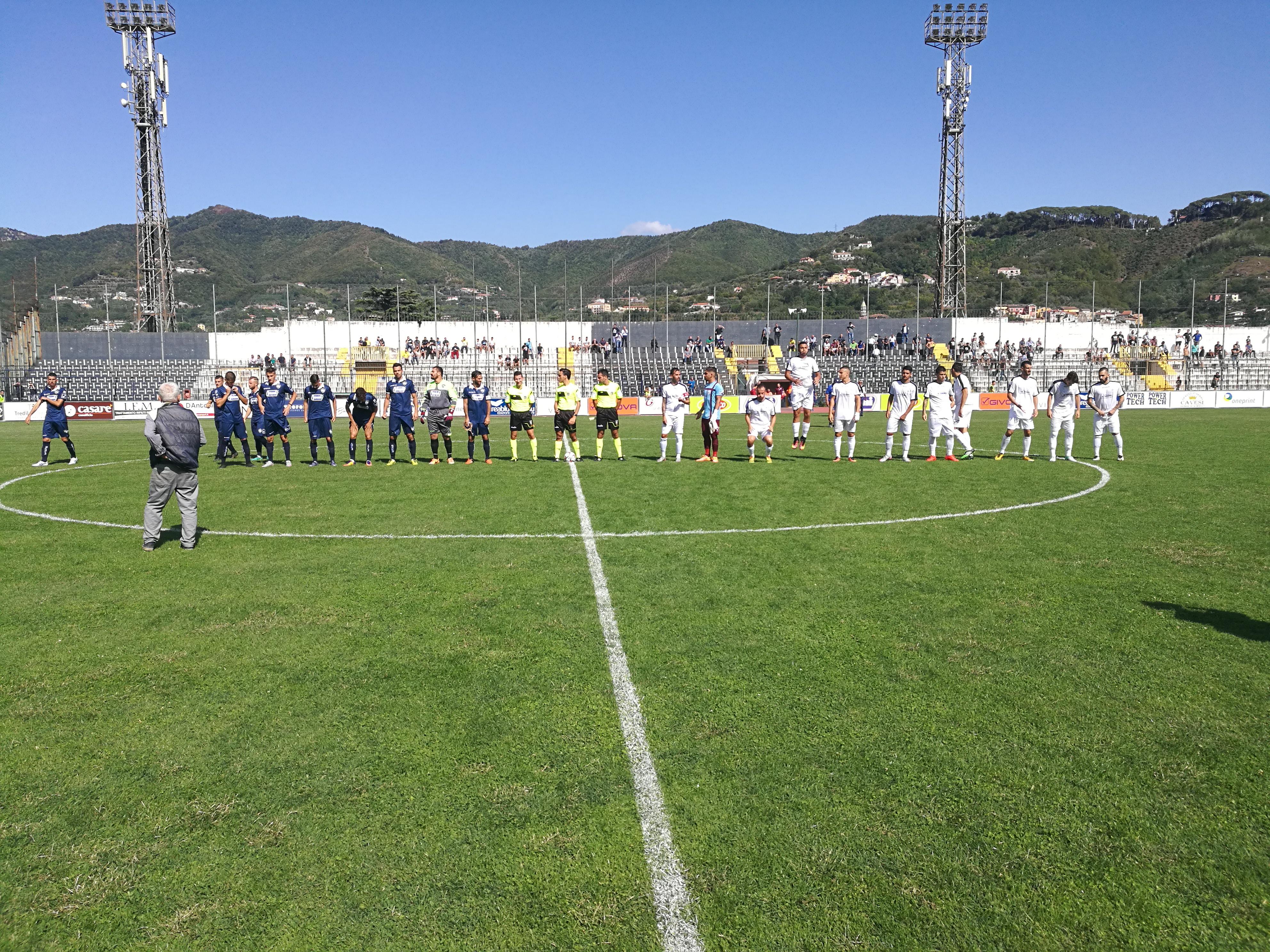 LIVE | Serie D Girone H: il derby Cavese-Aversa