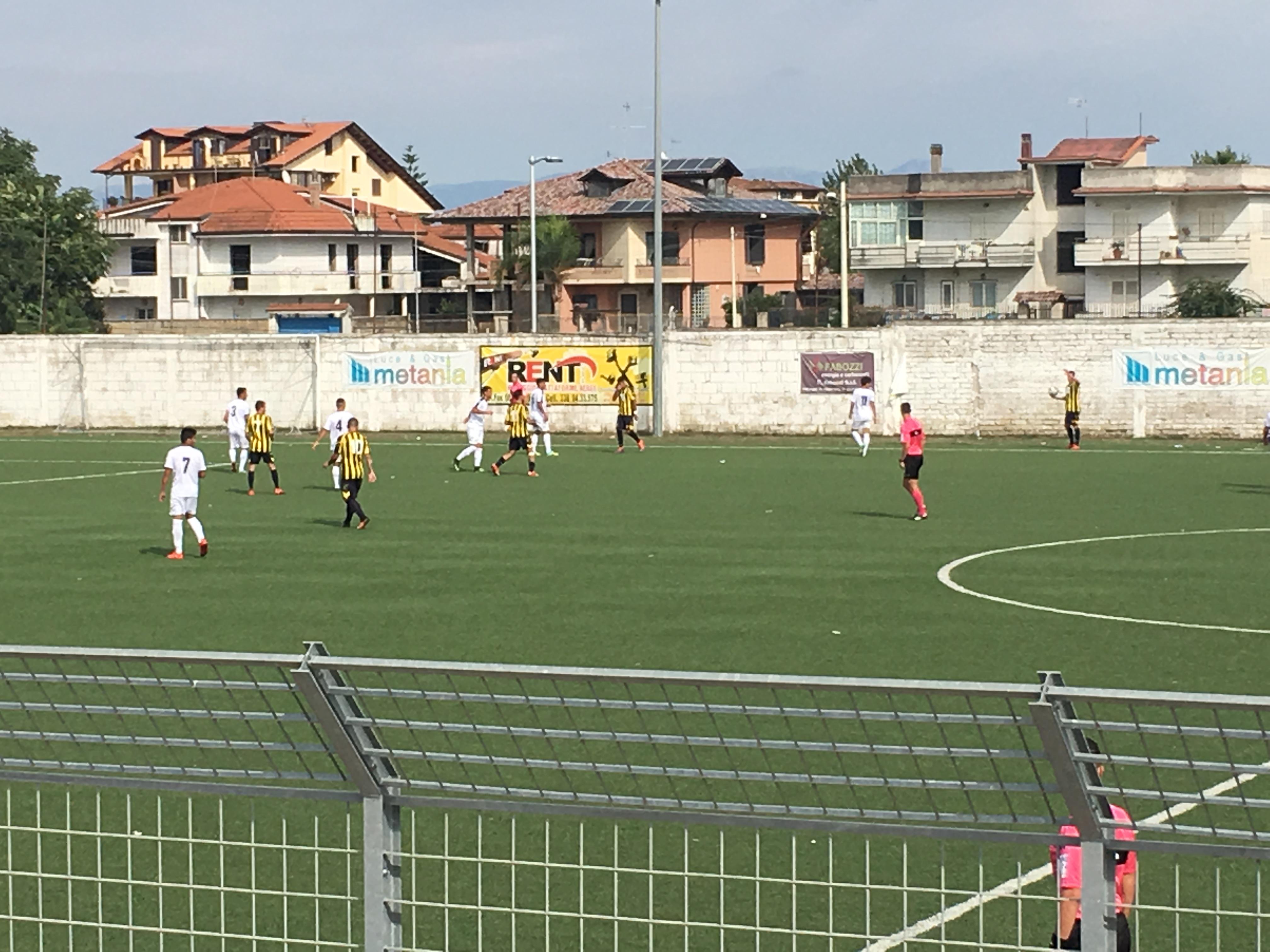 LIVE SERIE D: Aversa – Gragnano
