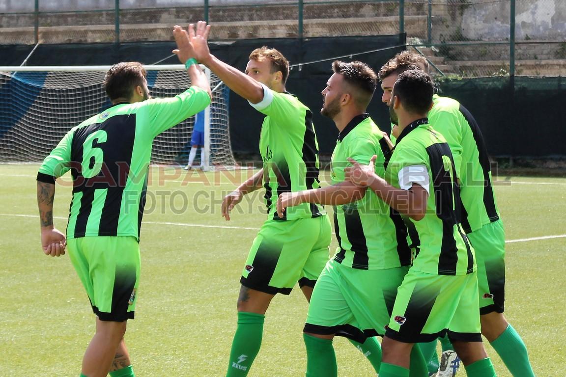 FOTO | Coppa Italia Dilettanti | Neapolis CS 1-1 Monte di Procida