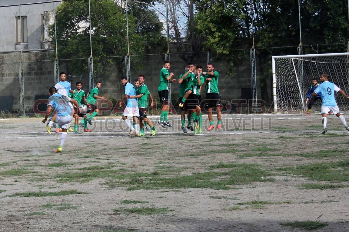 FOTO | Coppa Italia Dilettanti | S. Pietro Napoli 1-3 RUS Vico