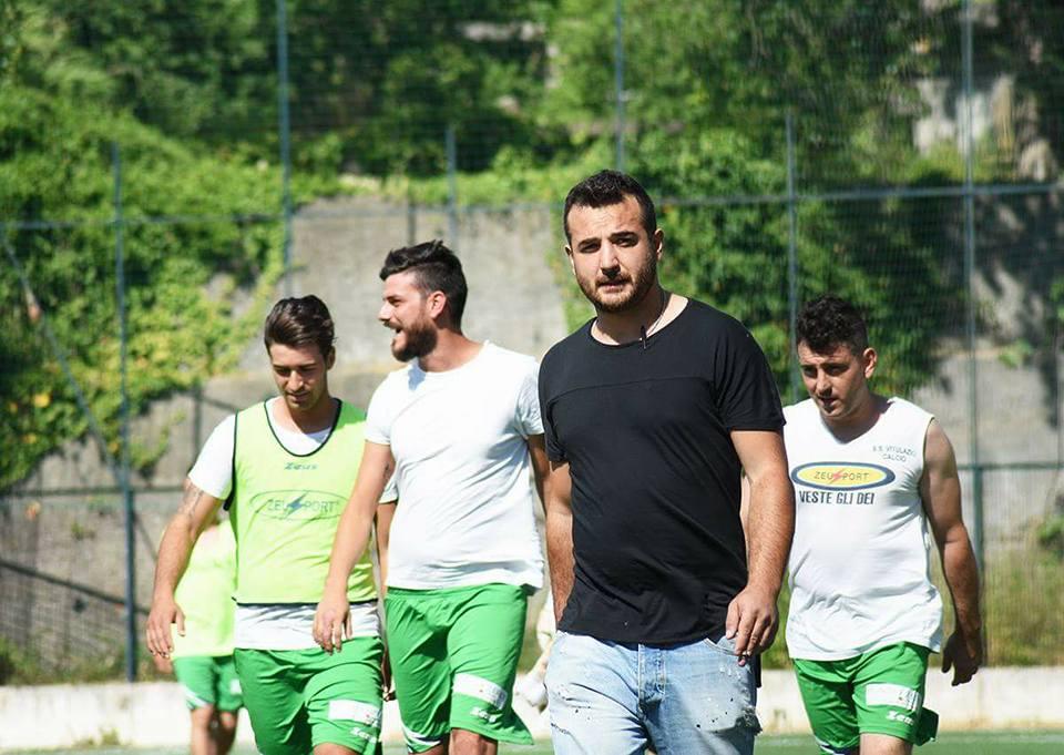 """Virtus Liburia, Di Santo: """"Il San Vitaliano è una squadra forte ma noi daremo il massimo"""""""