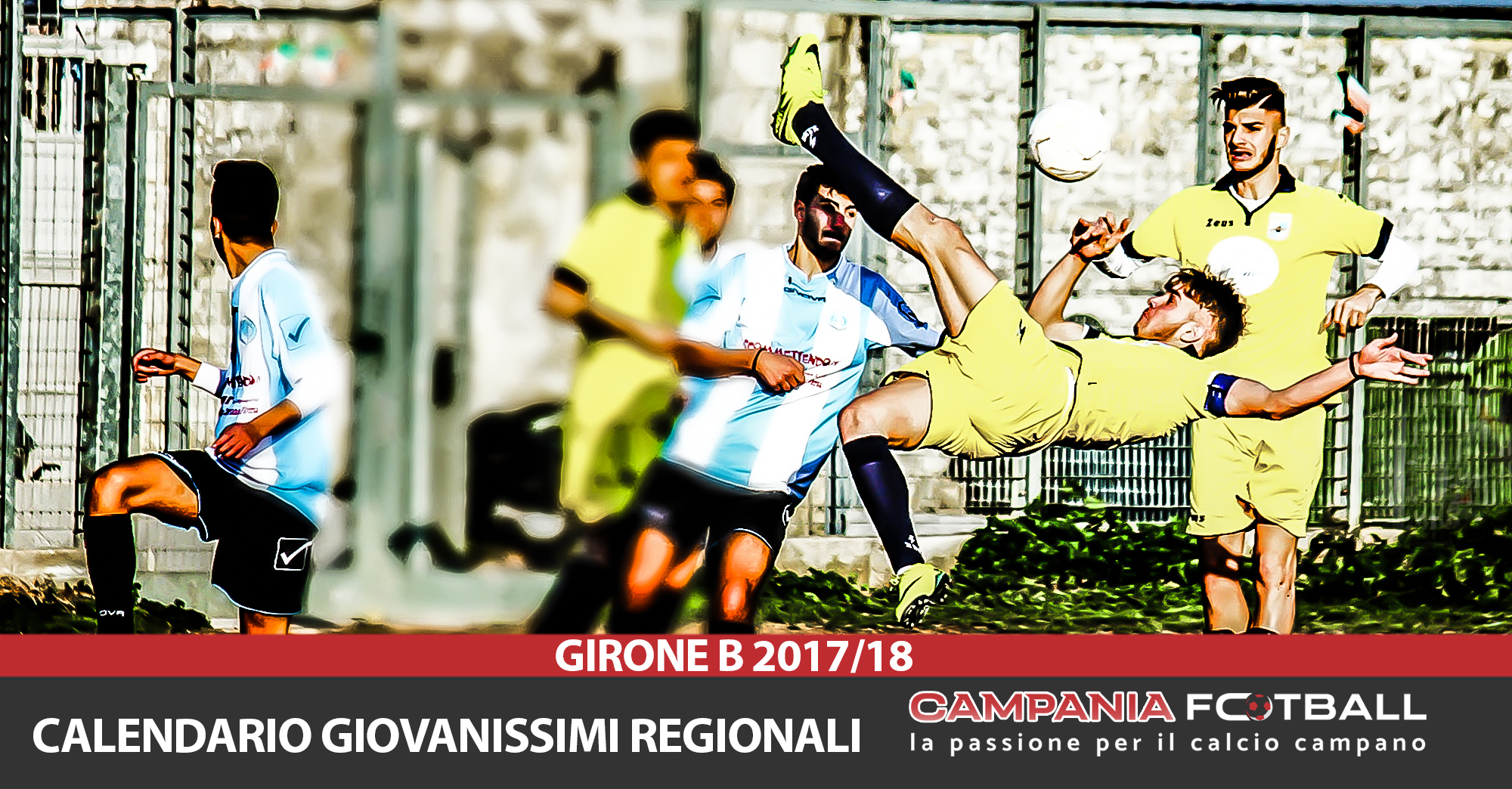 Calendario Giovanissimi Regionali.Campionato Giovanissimi Regionale Girone B Calendario 2017