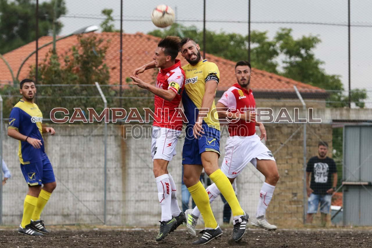 FOTO | Coppa Italia Dilettanti: Rus Vico-Sorrento 0-1