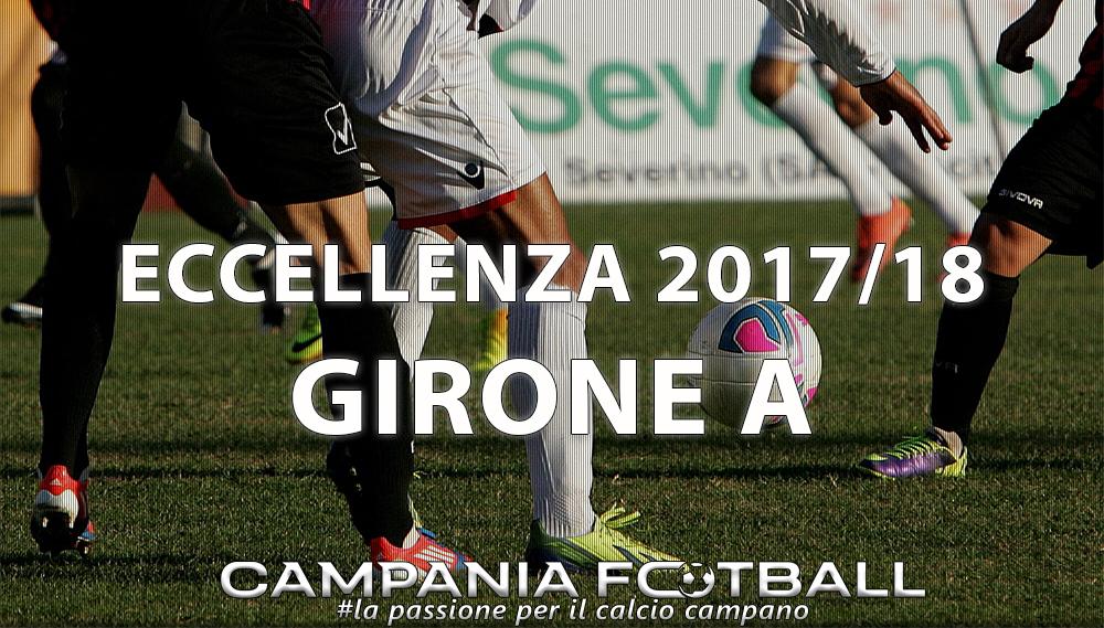 UFFICIALE | IL GIRONE A DI ECCELLENZA 2017/18