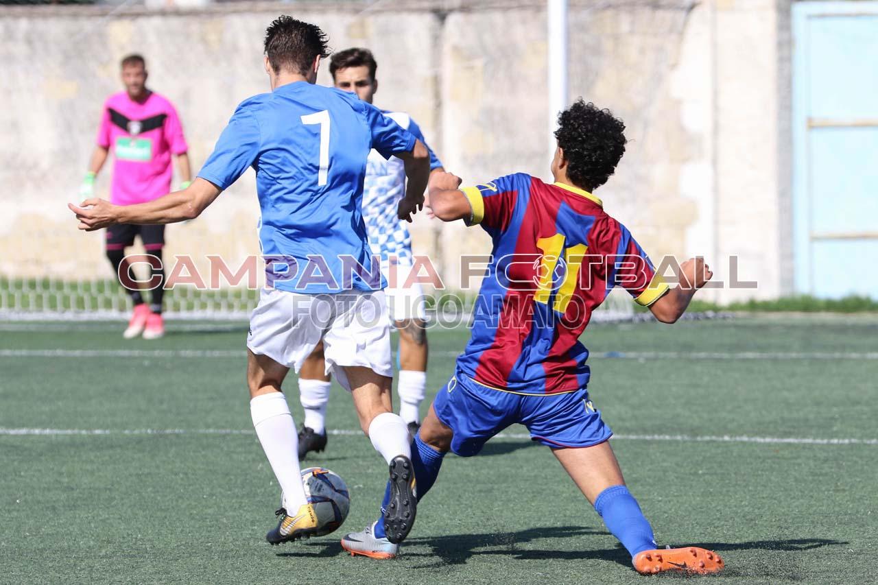 FOTO | Eccellenza Girone A: Virtus Volla-Mondragone 1-2