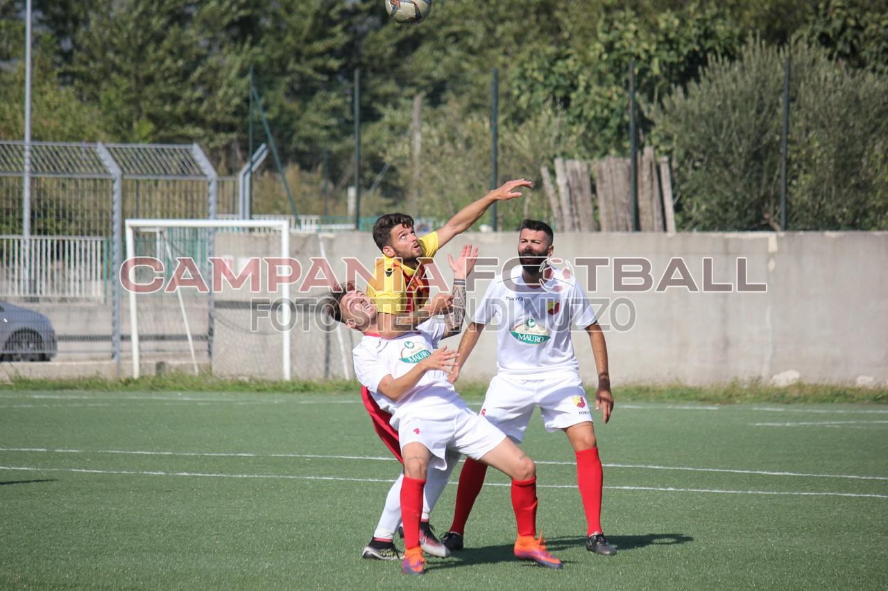 FOTO | Promozione Girone C: Paolisi 92-Grotta 0-2