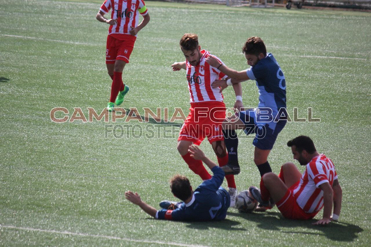FOTO | Promozione Girone C: derby Montesarchio-San Martino V.C. 0-2