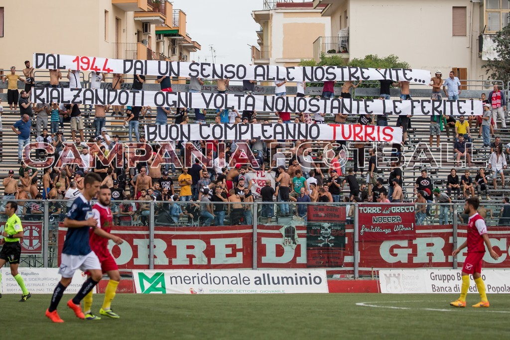 FOTO | Serie D Girone H: Turris-Cavese 0-0