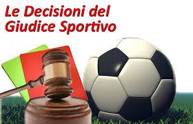 GIUDICE SPORTIVO | Eccellenza Girone A, 24ª Giornata : Quattro giornate per due giocatori
