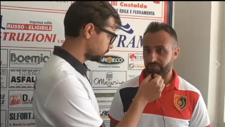 VIDEO | L'Afragolese supera la Puteolana: il commento del match winner Tommaso Manzo