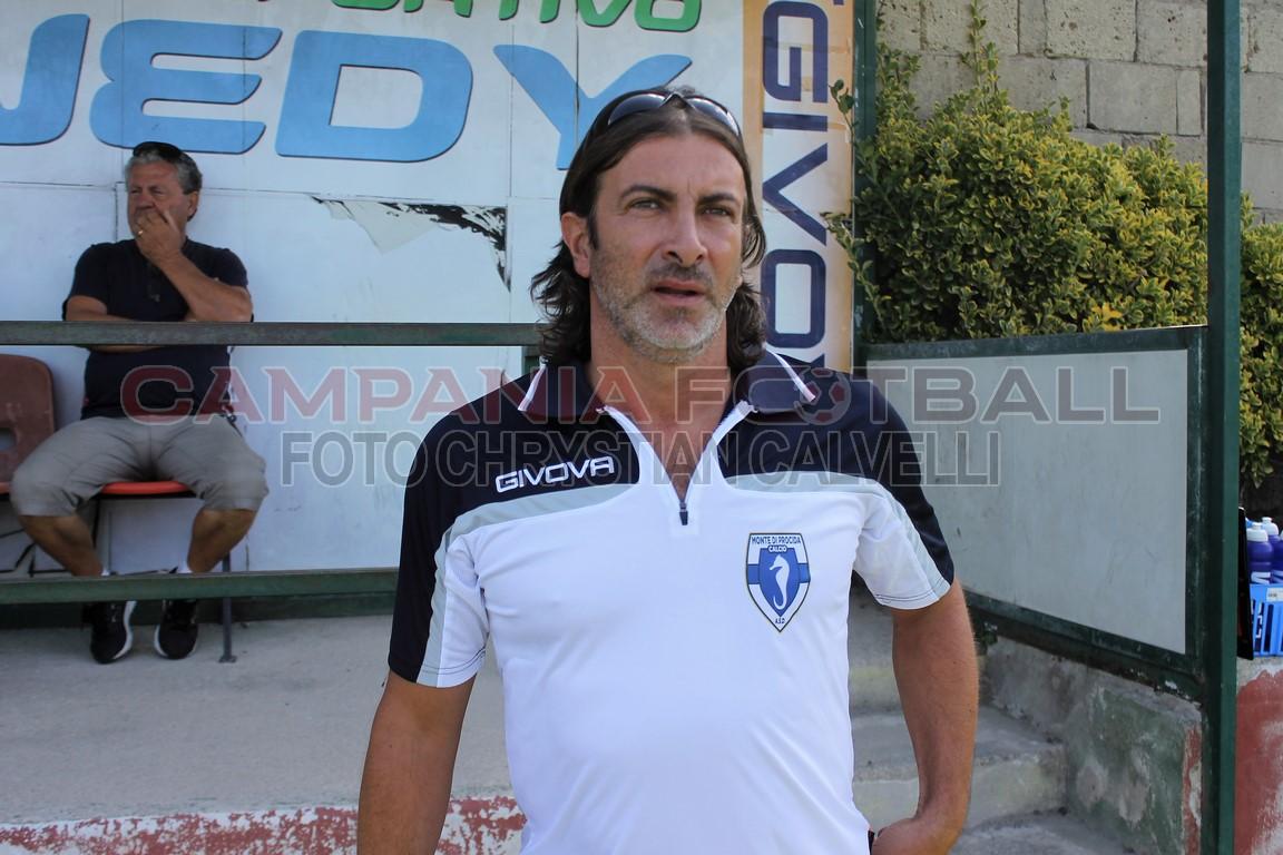 Il Monte di Procida pensa ad un ritorno: Mazziotti in pole per la panchina