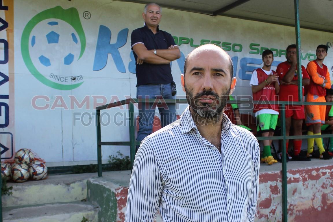Manita del Neapolis nel derby cittadino contro l' Oratorio Don Guanella