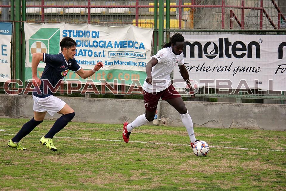 Diallo-Afro Napoli ai titoli di coda: l'attaccante saluta il club di Gargiulo