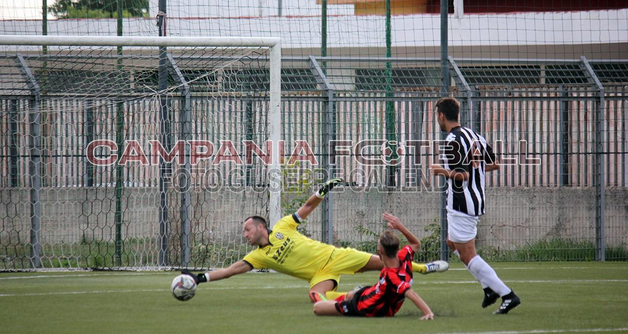 Zaccaro risponde a Fragiello: il derby Nola-Palmese finisce senza vincitori