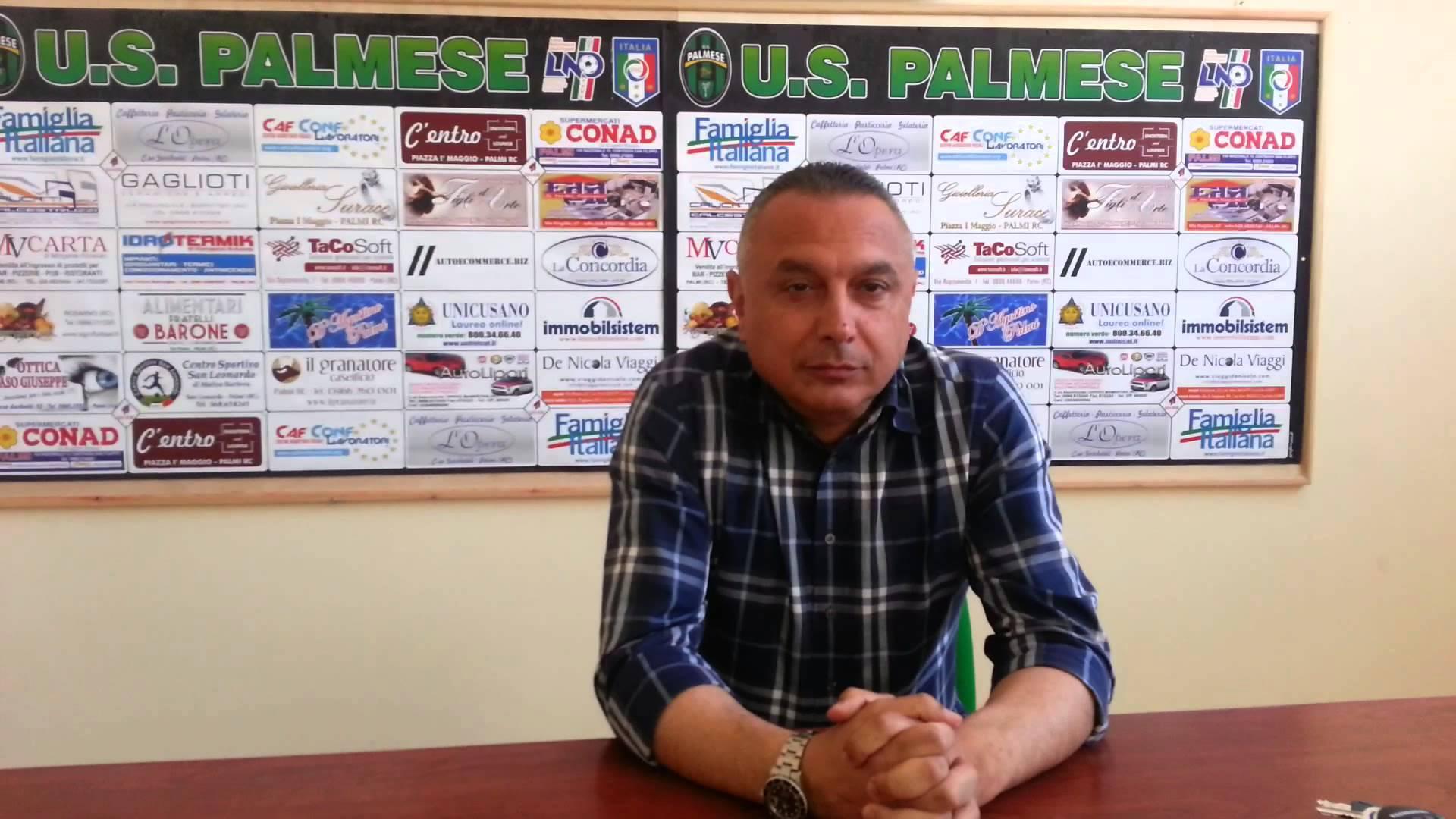 Palmese, la scure del Giudice Sportivo: -1 e presidente inibito