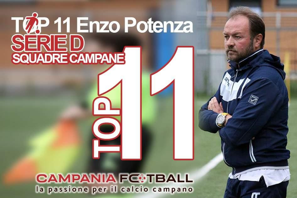 TOP 11 SERIE D CAMPANE | Mister Potenza sceglie…