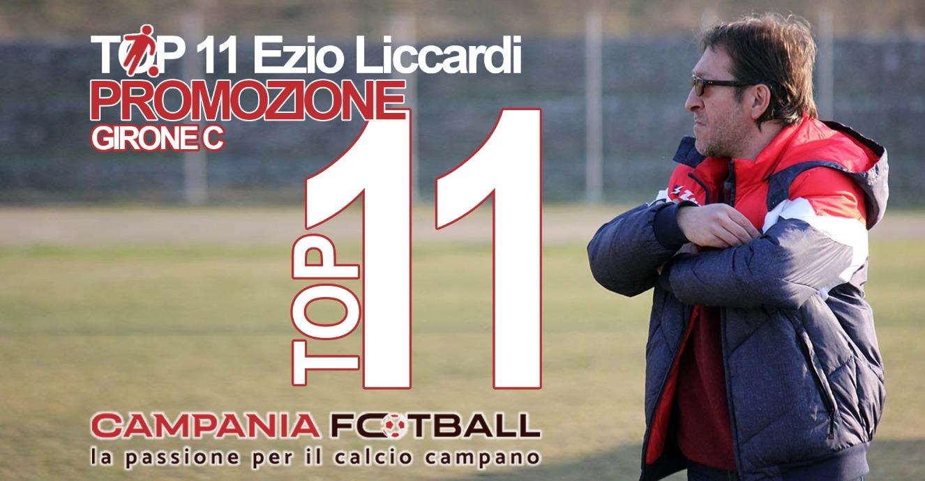 TOP 11 PROMOZIONE GIRONE C | I migliori di giornata secondo Ezio Liccardi