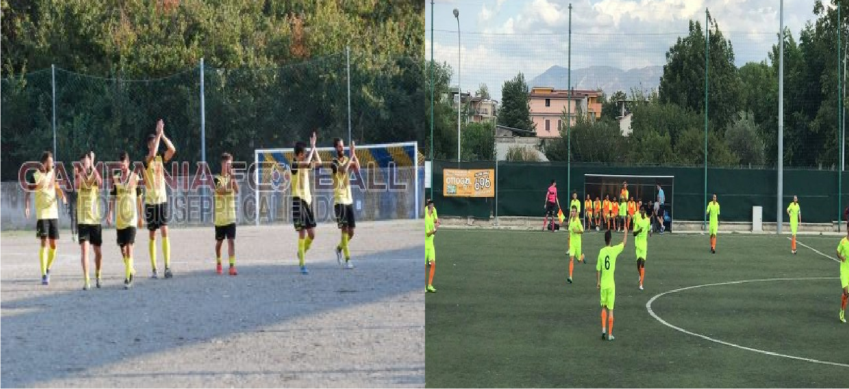 Promozione | Marcianise e R.Vico rimangono imbattute