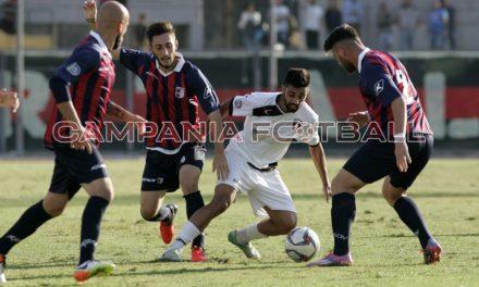 SERIE D girone I | GELA-NOCERINA 2-1: Russo non basta, Bonanno stende i rossoneri