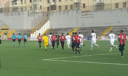 LIVE | Il big match: Savoia-Afragolese