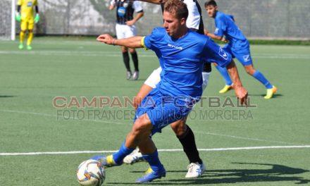 Pompeiana-Procida 1-0 (27' s.t. Liccardi). Match molto equilibrato, lo decide Liccardi su rigore.