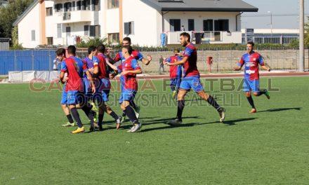 FOTO | Promozione girone B | Quartograd 3-0 Neapolis