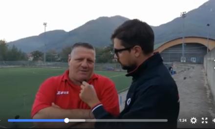 VIDEO | Promozione Girone D, l'Angri vince di misura: il commento dell'allenatore Gargiulo