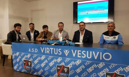 3ª Categoria, l'Atletico Vesuvio si presenta: «Il nostro progetto punta a coinvolgere i giovani locali»