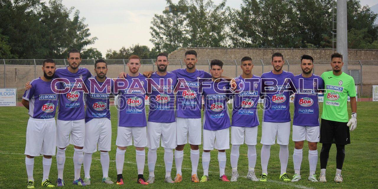 Il Casoria pensa alla difesa: acquistato Valerio Esposito