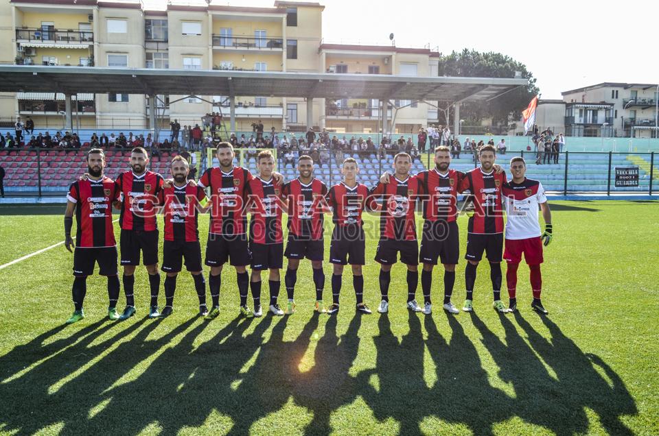 Afragolese: a -7 giorni dal big match col Savoia c'è l'ostacolo Mondragone